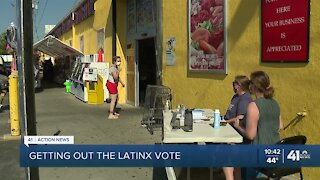 Getting out the Latinx vote