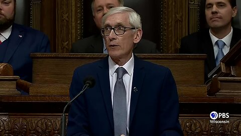 Gov. Tony Evers lays out agenda in 2nd State of the State speech