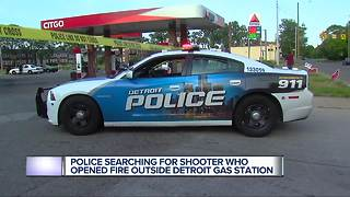 Two people shot on Detroit's west side - Video
