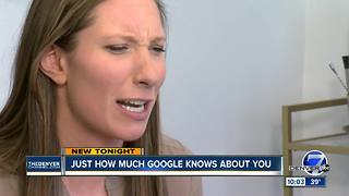 7 things to know about data Google keeps on you