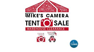 Mike's Camera Tent Sale