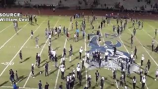UPDATE: CCSD police defend use of pepper spray at high school football game - Video