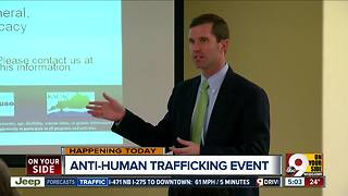 Kentucky attorney general in Erlanger to kick off human trafficking task force - Video