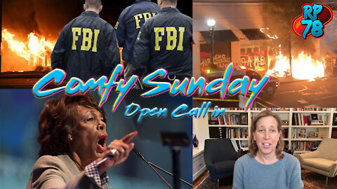 Exposing The Narrative of Control Open Convo on Comfy Sunday