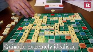 5 Words To Know For Scrabble | Rare Life - Video