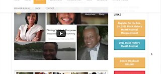 Black History Month goes virtual this year