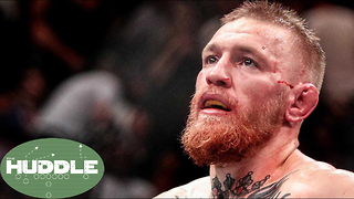What's Conor McGregor's Next Move? -The Huddle - Video