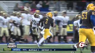 HIGHLIGHTS: Penn 34, Carmel 7 - Video