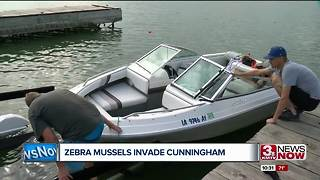 Cunningham Lake closing to boaters