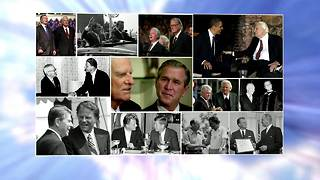 Evangelist Billy Graham has died at the age of 99 | Special Report - Video
