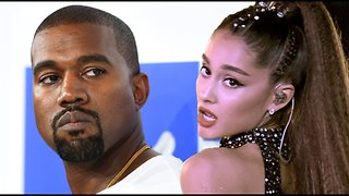 Ariana Grande HEADLINING Coachella After Kanye West DROPS OUT!