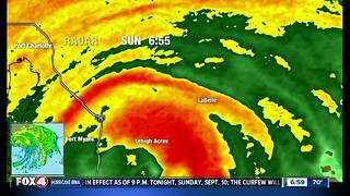 Hurricane Irma - Sunday 7 p.m. update - Video