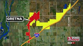Sarpy County residents react to proposed annexation by Gretna, Papillion - Video
