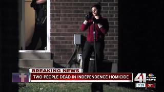 Two killed at Hawthorne Place Apartments - Video