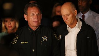 Broward County Sheriff Says He Won't Step Down Amid Criticism - Video
