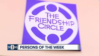 The Friendship Circle are our Persons of the Week - Video