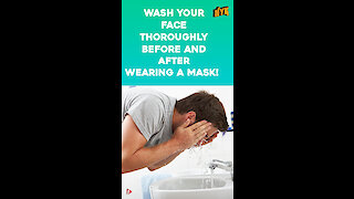 How To Protect Your Skin While Wearing A Mask?