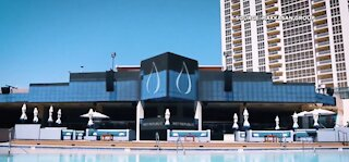 Las Vegas clubs, pools prepare to reopen amid loosening COVID-19 safety precautions