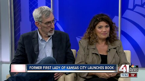 Former first lady of Kansas City releases book