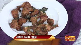 A Sweet or Savory Bacon Snack with a Twist - Video