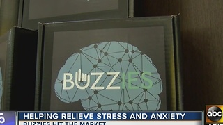 Device to help with anxiety, pain now on sale - Video