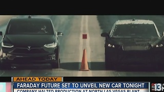 Unveiling Tuesday could be critical for Faraday Future - Video