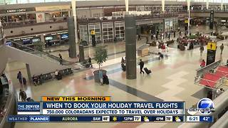 AAA: Book tickets now for holiday travel - Video