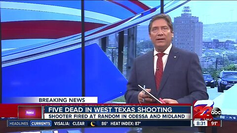 West Texas shooting