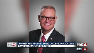 Former administrator sues FSW for defamation