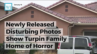Newly Released Disturbing Photos Show Turpin Family Home Of Horror - Video