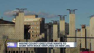 Wayne County working on new jail venture