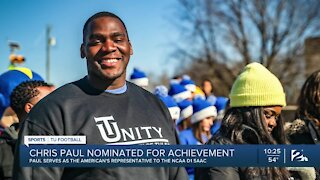 Chris Paul nominated for Wuerffel Trophy