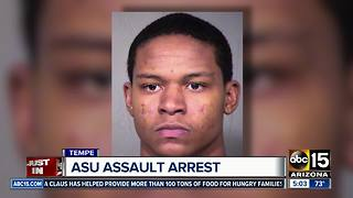 Man accused in robbery of ASU student turns himself in - Video