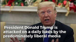 Trump Survives Daily Media Onslaught, Still Has Higher Approval Ratings Than Obama