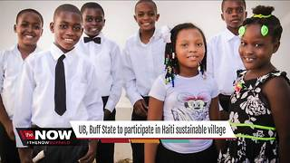 UB, Buff State to help develop Haitian community - Video