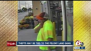 Vehicle thefts may be tied to Felony Lane Gang in Johnson County - Video