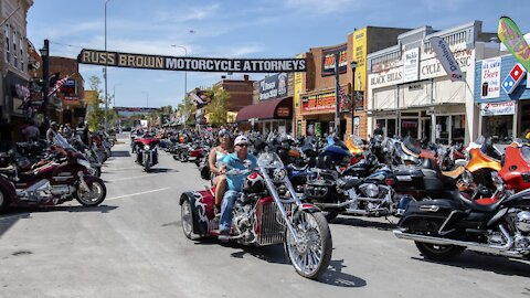 Sturgis Motorcycle Rally Reportedly Led To 260,000 COVID-19 Cases
