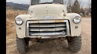 Old GMC Truck... not just a Chevrolet!