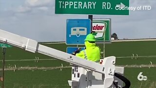 ITD reminding drivers to be careful during National Work Zone Awareness Week