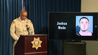 Las Vegas police comment on office involved shooting