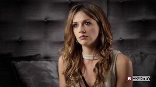 Carly Pearce on Plugged In | Rare Country - Video