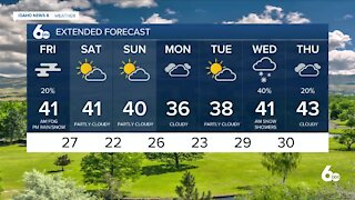 Frankie's On Your Side Forecast January 22, 2021