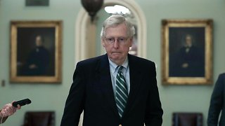 McConnell: Senate To Pass Measure Rejecting Trump's National Emergency - Video