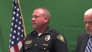 Greenwood police give update on fatal shooting, discuss marijuana sales in Johnson County - Video