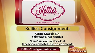 Kellie's Consignments - 11/21/16 - Video