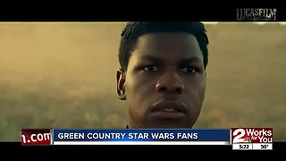 Green Country Star Wars fans