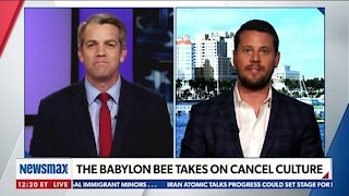 Babylon Bee Fights Cancel Culture
