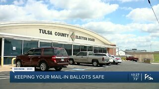 Keeping your mail-in ballots safe