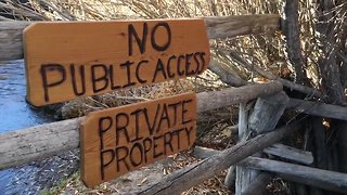 New legislation would give Idahoans a chance to fight back against blocking public lands