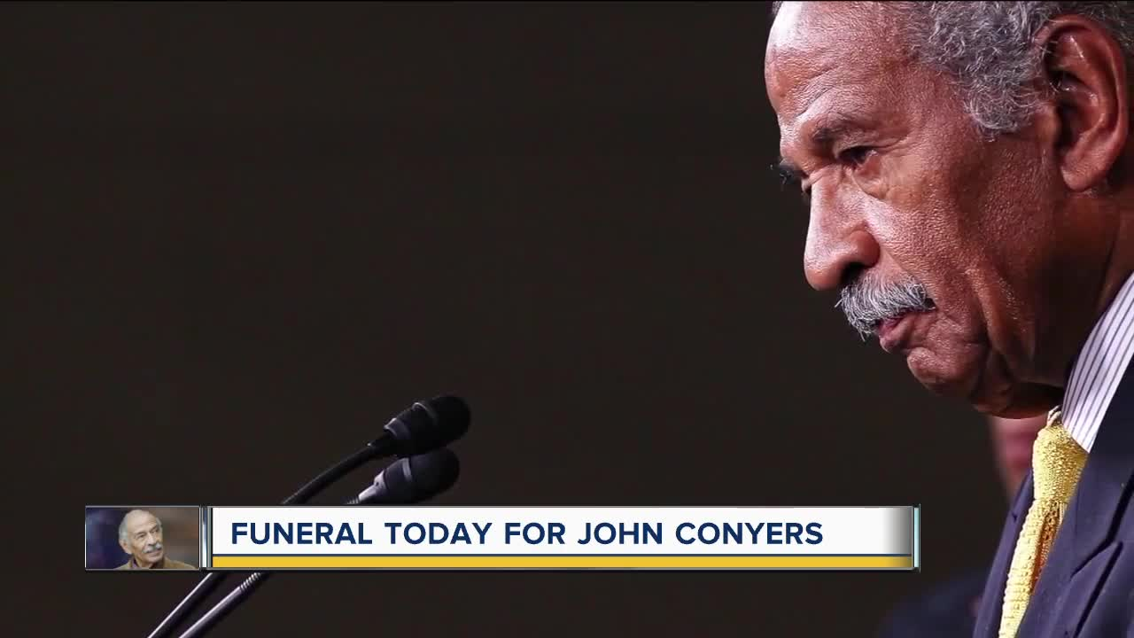Remembering the legacy of John Conyers